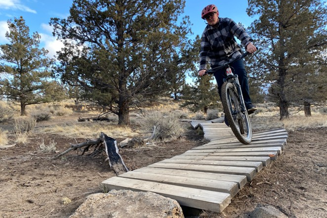 Just getting started on a mountain bike? Boyd Acres' Rockridge Park has awesome skills trails for beginner and intermediate riders. - NICOLE VULCAN