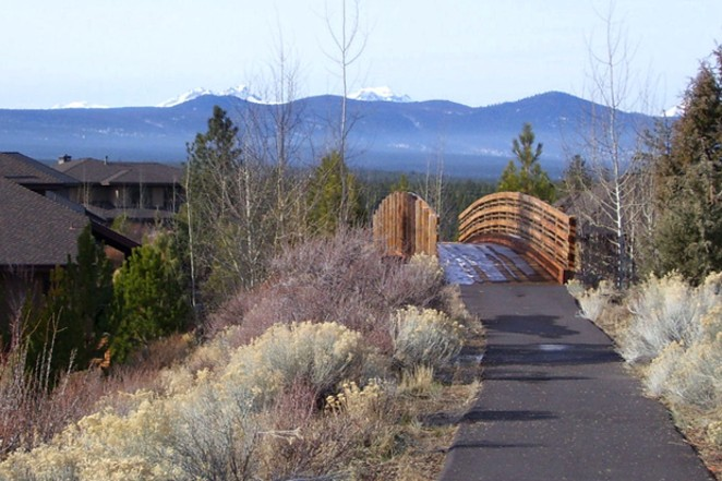 Three Pines Park offers spectacular views, just above the equally stunning Shevlin Park. - BEND PARK AND RECREATION DISTRICT