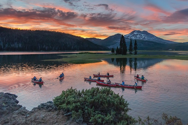 Nominate your hero and give them a getaway at Sunriver Resort, filled with activities, stunning views and plenty of luxurious amenities. - COURTESY SUNRIVER RESORT