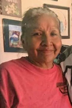 Tina Vel Spino's remains were recently identified on the Warm Springs reservation after being missing for several months. - COURTESY OF WARM SPRINGS POLICE DEPARTMENT
