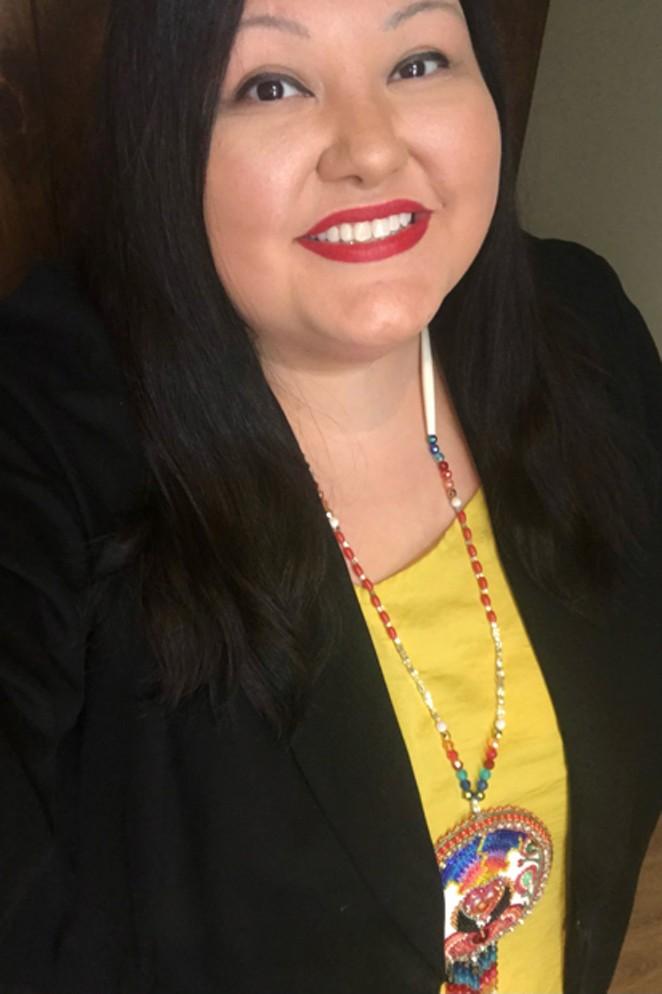 Cedar Wilkie Gillette joined the Oregon U.S. Attorney's Office as an MMIP coordinator in June 2020. - COURTESY OF CEDAR WILKIE GILLETTE