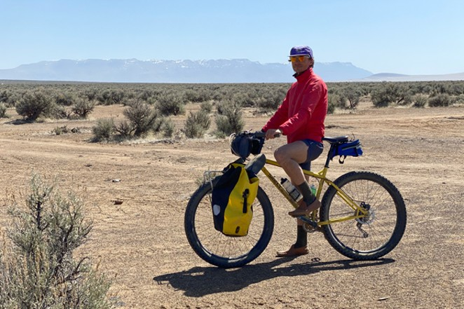 While riding your bicycle in town is a recommended summer move, so is recreating in the vast lands east of Bend and Redmond, where acres of public lands get fewer visitors than the showier mountain areas. - K.M. COLLINS