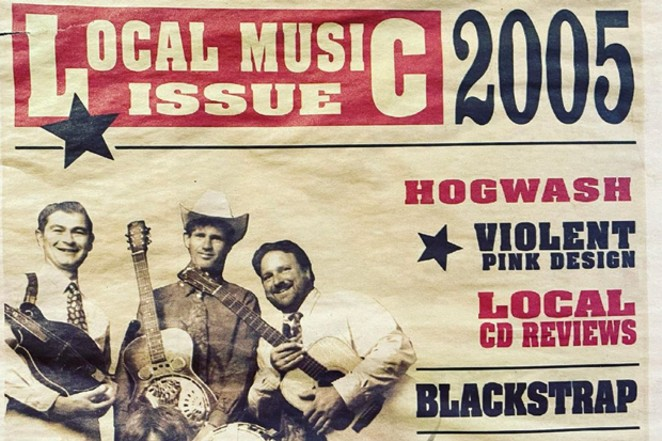 Ah, memories. @blackstrapbluegrass shared this photo with us, reminiscing on their appearance on the Source Weekly's cover back in 2005. Yep, we've been bringing you the best local music coverage since way back! The band is still at it and just played a sold-out show at the new High Desert Music Hall in Redmond. Cheers, guys! Tag us @sourceweekly for a chance to be featured here and as the Instagram of the Week in the Cascades Reader. Plus, you'll get a free print from @highdesertframeworks! - @blackstrapbluegrass / Instagram - @BLACKSTRAPBLUEGRASS / INSTAGRAM