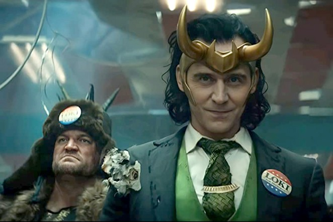 People keep trusting Loki and it's never a good idea. - COURTESY DISNEY+
