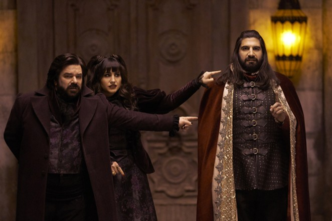 """Are you watching """"What We Do in the Shadows?"""" It's the best comedy on TV and you should be! - COURTESY FX"""