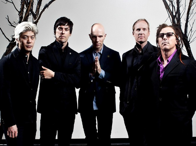 Remember these guys? A Perfect Circle was Shane Thomas' first concert back in 2004. - CONEYBEARE FROM FLICKR