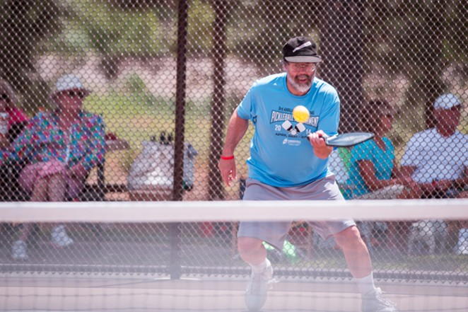 Whether it's archery, pickleball or a plethora of other activities, Oregon Senior Games have something for - everyone who is old enough. - C/O VISIT BEND