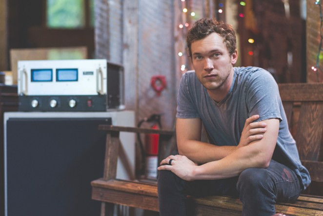 More than just your American Idol, Phillip Phillips. - JASON TANG