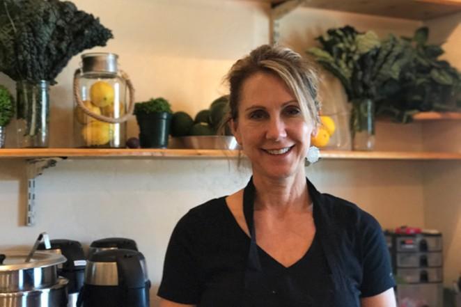 Elena Love, founder of Pure Joy Cafe - LISA SIPE