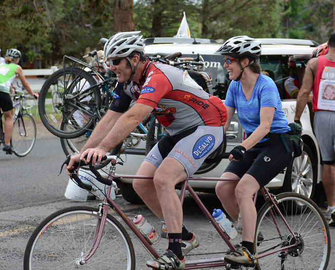 Open to all rider levels - PHOTOS COURTESY OF TOUR DES CHUTES
