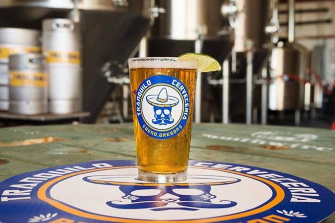 BEND'S ENTRY INTO MEXICAN-STYLE CERVEZA INCLUDES TRANQUILO ESPECIAL, AFFILIATED WITH HOLA!