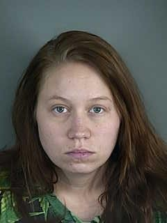 Accused, Heather Boynton - LANE COUNTY JAIL
