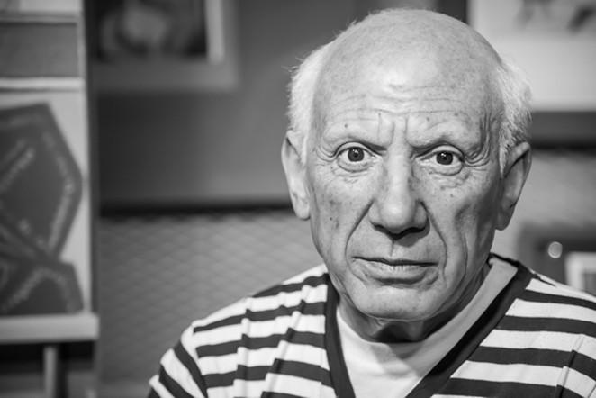 A famous scorpio, the painter, Pablo Picasso, born October 25, 1881. - WIKIPEDIA