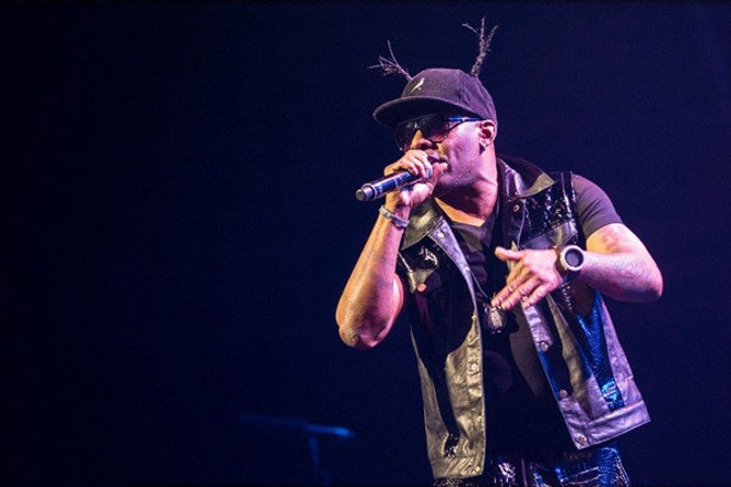OG gangsta rapper, Coolio, will be headlining next year's Oregon Winterfest. - KURT JACOBS