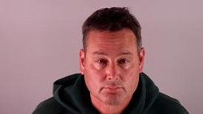 Michael Mahoney, 51, of Bend Oregon. - BEND POLICE DEPARTMENT