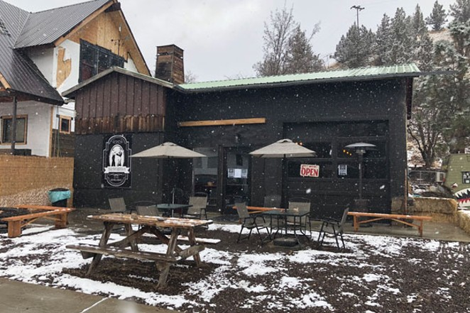 Tiger Town Brewing offers big beer in the tiny mountain town of Mitchell. - KEVIN GIFFORD