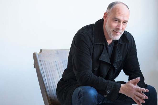 """Marc Cohn performs songs from his entire catalogue, including """"Walking in Memphis,"""" at the Tower Theatre 1/21. - DREW GURIAN"""