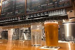 World-class beer at Russian River in Santa Rosa, Calif. - KEVIN GIFFORD