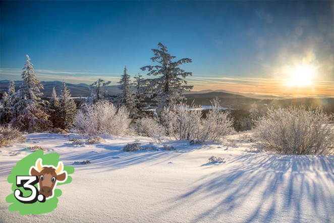 The Cascade-Siskiyou National Monument was expanded via proclamation from President Obama on Jan. 12, 2017, making the new monument approximately 112,000 acres. - BUREAU OF LAND MANAGEMENT