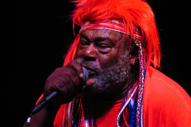 Parallel 44 Presents celebrates 1,000 show with George Clinton and Parliament Funkadelic at Midtown Ballroom 3/22. - FLICKR/SPECTOR 1