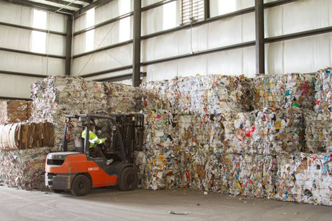 PHOTO COURTESY OF BEND GARBAGE AND RECYCLING COMPANY.