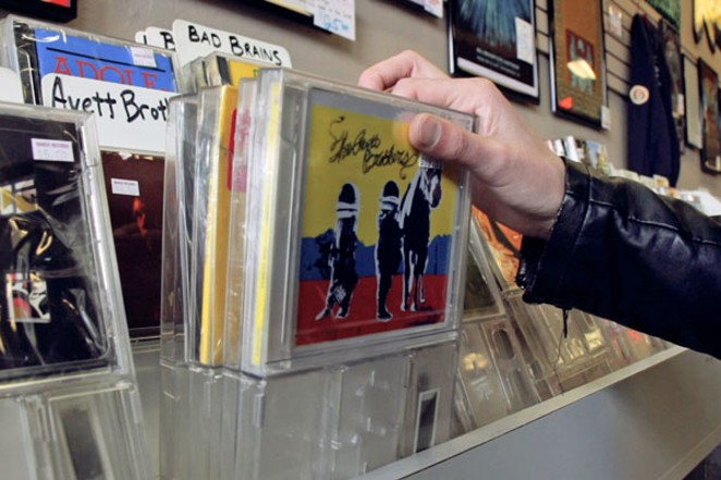 Ranch Records has been a stronghold for 22 years, providing music lovers a haven in downtown Bend. - KEELY DAMARA