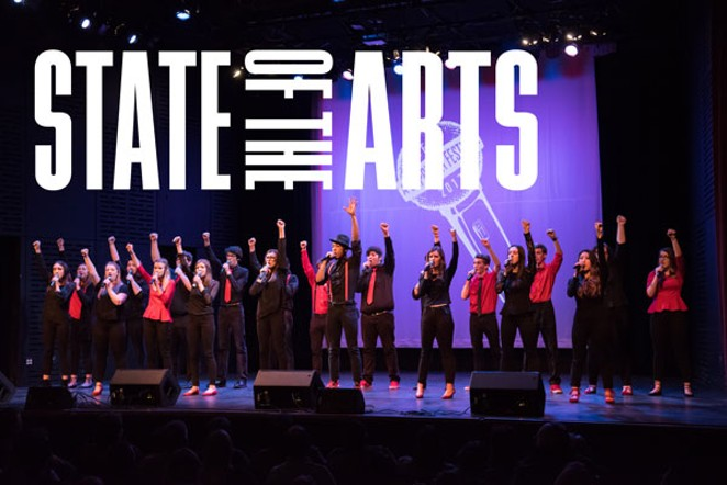 The annual Bend A Cappella Festival sings out for the arts. - LISA BELL PHOTO