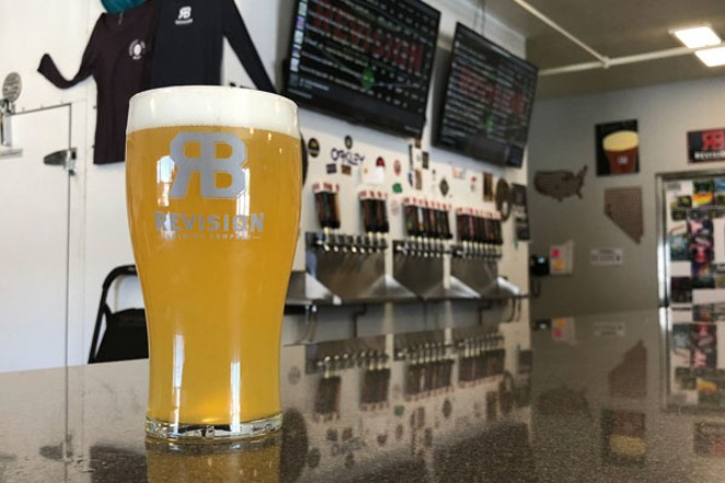 No revision required to this fine NEIPA. - SUBMITTED