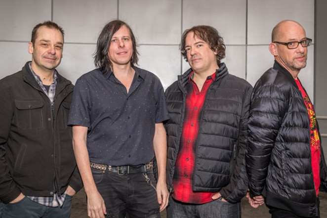 The Posies get the old band back together to celebrate 30 years of performing. - ALAN LAWRENCE