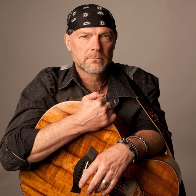 "Celebrate nature with ""Survivorman"" Les Stroud at the Tower Theatre and on the lake with Wanderlust Tours. - LAURA BOMBIER"