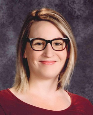 Our Teacher of the Year, Rosemary Tyson - SUBMITTED