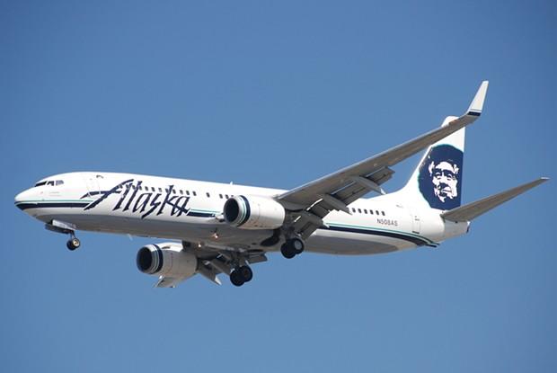 A Boeing 737-800. - WIKIMEDIA