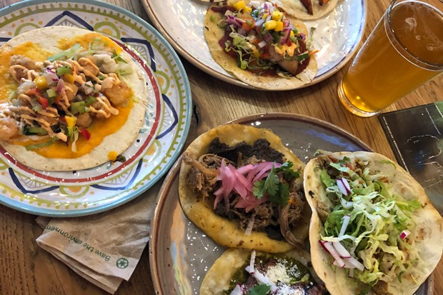 We are Worthy! New, cozy hotspot serves up tacos and brews. - SUBMITTED