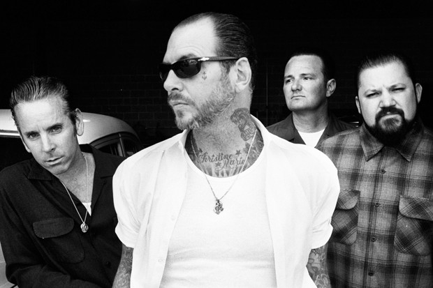 Social Distortion still loves the thrill of touring. Catch them at Midtown Ballroom 7/8. - SUBMITTED