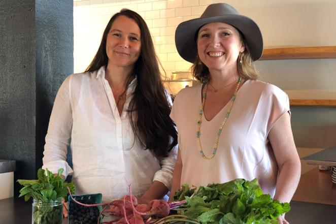 Gretchen Ulrich and Manya Williams - LISA SIPE