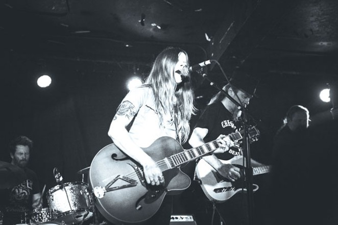Connect with Sarah Shook and The Disarmers as they sing about common themes we share as humans, in an outlaw country vein. - ANTHONY NGUYEN