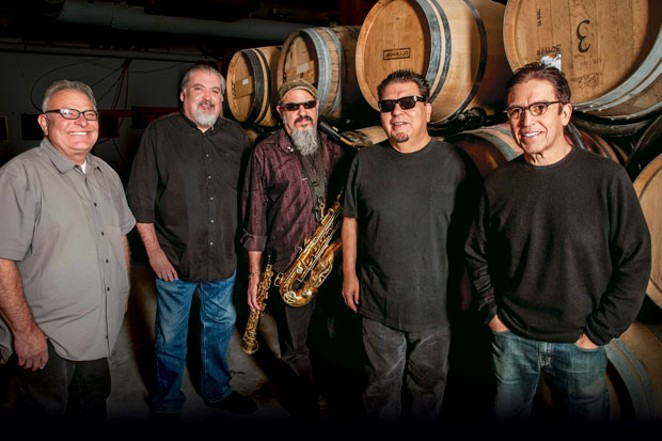 Los Lobos headlines the first Sisters Rhythm & Brews Festival, performing both nights of the event. - SUBMITTED.