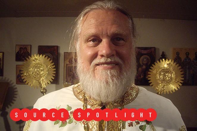 Father Damian Kuolt - RICHARD SITTS