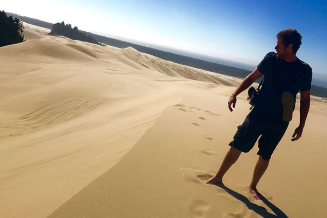 @mavrickdanny brings us the sand dunes in Florence. Tag @sourceweekly and show up here! - SUBMITTED