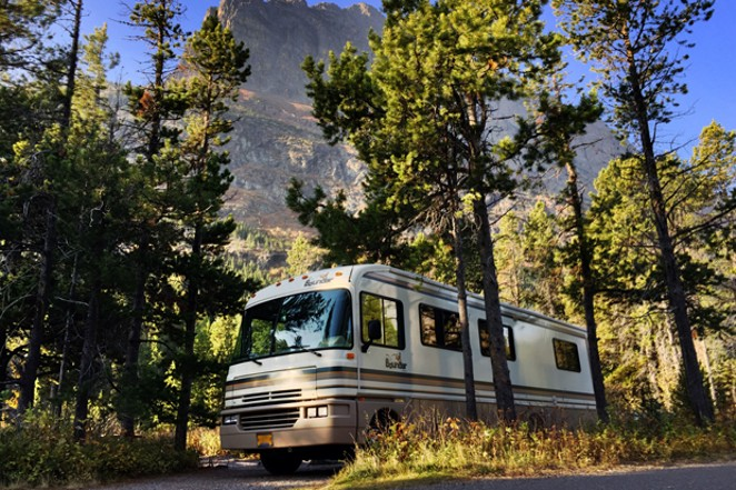"""The Far Green County"" takes viewers on a journey with husband and wife Eli and Kelly as they move into a motorhome with their son in an attempt to save their marriage and reconnect with the outdoors. - SUBMITTED"