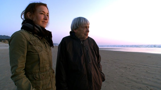 """The filmmaker behind """"The Worlds of Ursula K. Le Guin"""" spent 10 years following the prophetic author to make the film. - BENDFILM"""