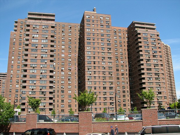 An affordable housing project in New York. - WIKIMEDIACOMMONS