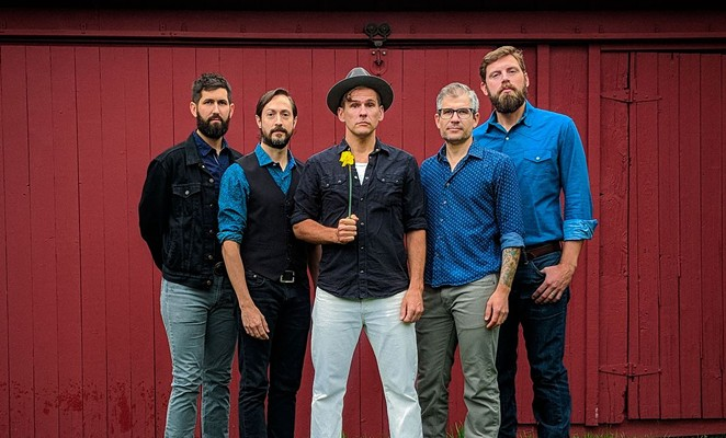 Steel Wheels play Volcanic on 10/19. - SUBMITTED