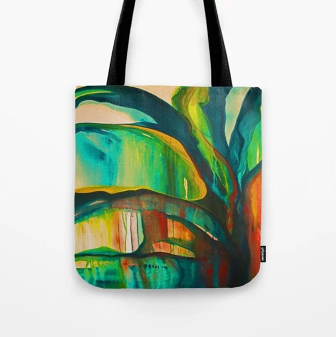 """Euphoric Interlude"" Tote Bag. - SUBMITTED"
