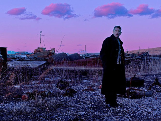 "Ethan Hawke in ""First Reformed."" - SUBMITTED"