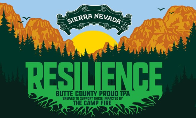 The recipe is the same, but with different brewers making it, the Resilience IPA you drink may have slight taste variations. - WWW.SIERRANEVADA.COM