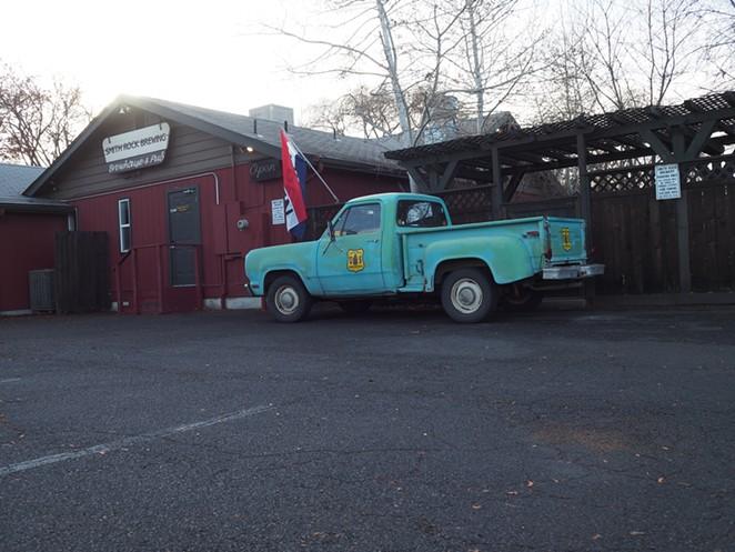 Smith Rock Brewing Company. - CHRIS MILLER