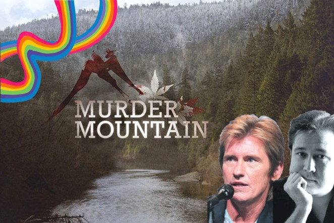 There aren't just hippies on top of Murder Mountain. - COURTESY OF FUSION