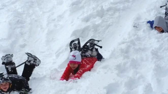 Jr. Snow Ranger Program at Mt. Bachelor. - SUBMITTED