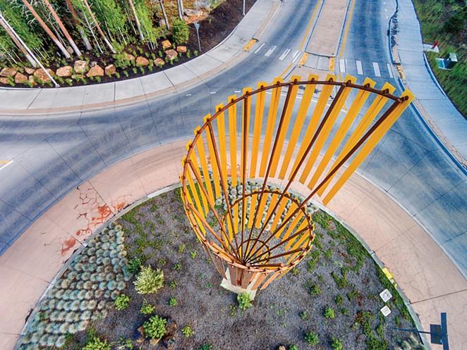 High Desert Spiral. - VISIT BEND